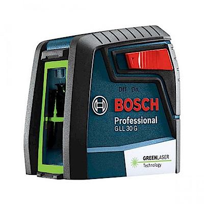 BOSCH博世 綠光十字墨線儀GLL30G