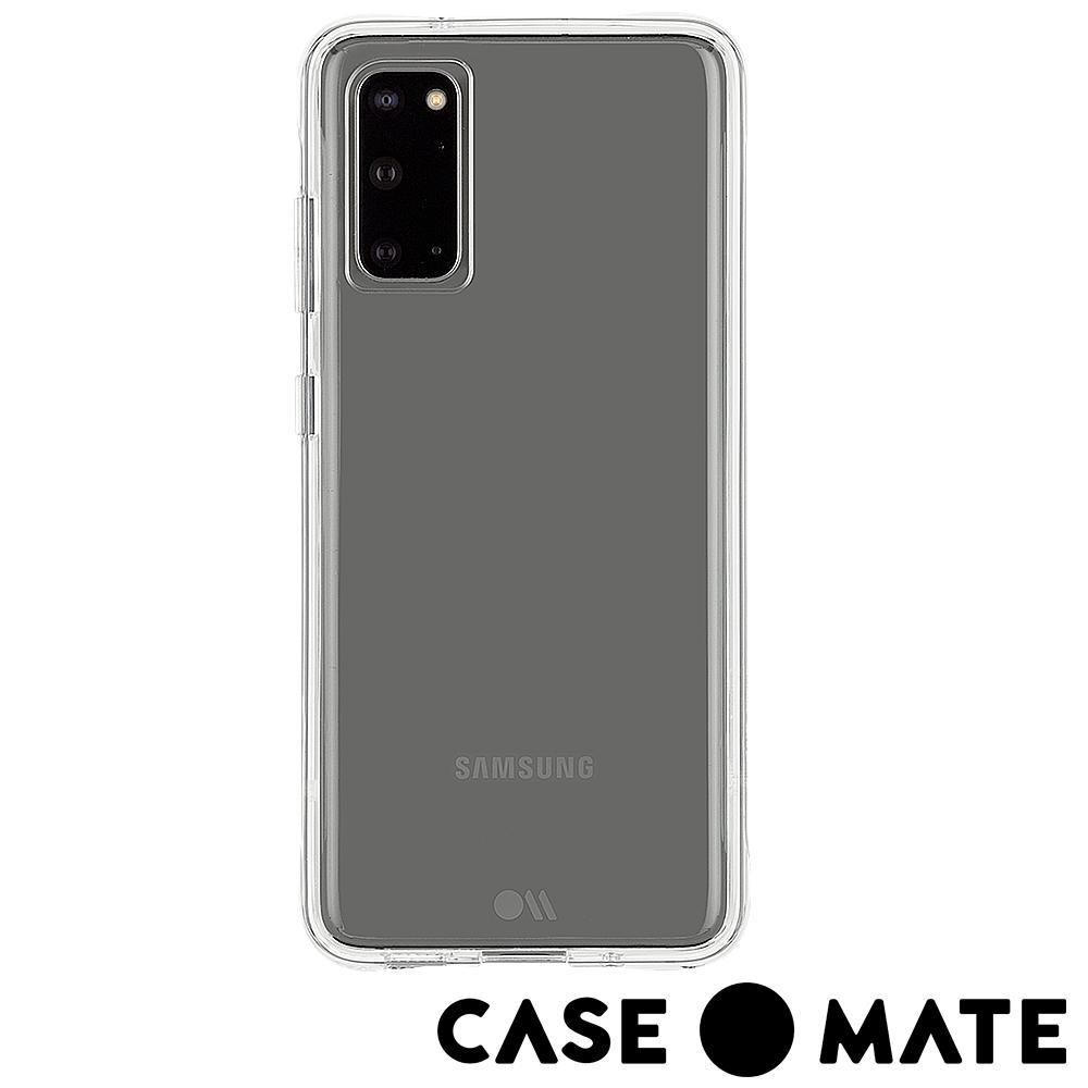 美國 Case●Mate Galaxy S20 Tough 強悍防摔手機保護殼 - 透明
