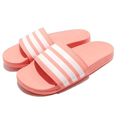 adidas 涼拖鞋 Adilette Comfort 運動 女鞋