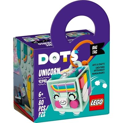 樂高LEGO DOTS系列 - LT41940 行李吊牌 獨角獸