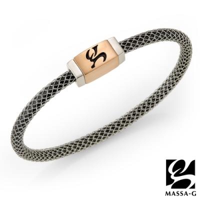 MASSA-G Titan XG1 5mm超合金鍺鈦手環