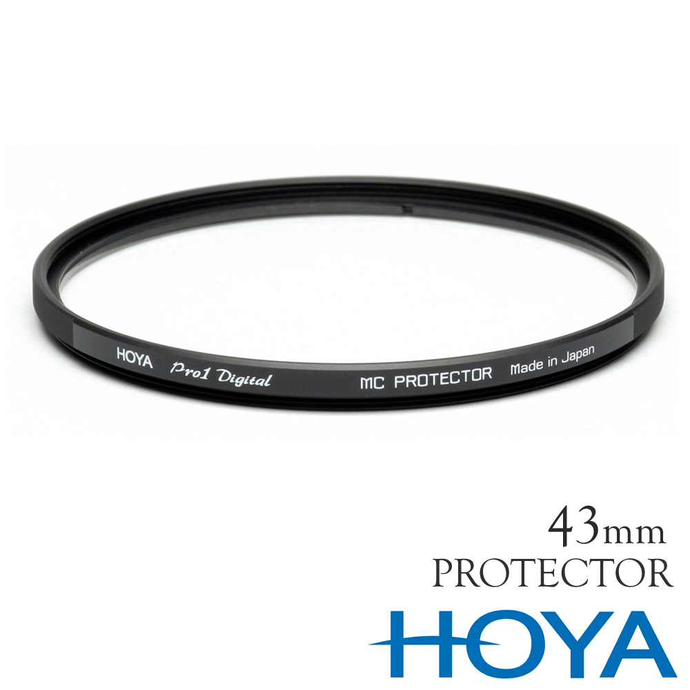 HOYA PRO 1D PROTECTOR WIDE DMC 保護鏡 43mm product image 1