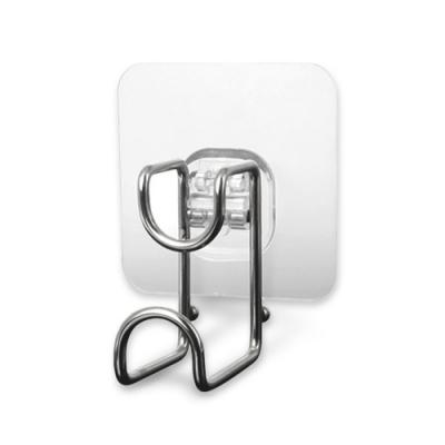 AF025 5入裝 免打孔 牆壁臉盆掛勾 浴盆掛勾無痕浴室臉盆架 簡易掛鈎 寶寶浴盆架