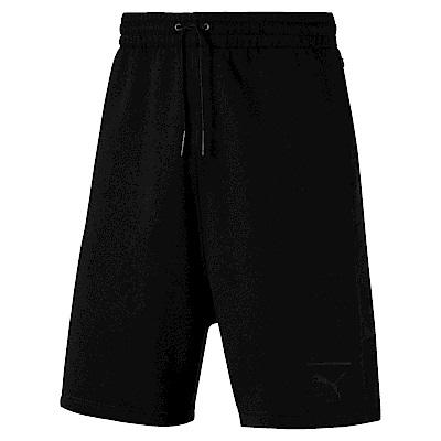 PUMA-男性流行系列Pace Trend百慕達短褲-黑色-亞規