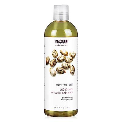 NOW Castor Oil蓖麻油(16 oz / 473 ml)
