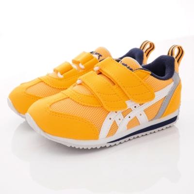 亞瑟士SUKU2機能鞋 經典穩定款 ON86-800黃(中小童段)