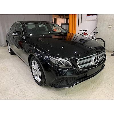 [訂金賣場]2018 Mercedes-Benz E250(外匯車)