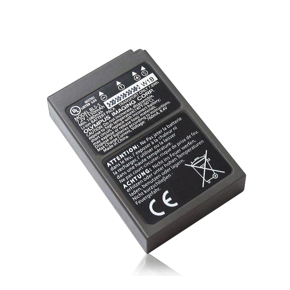 OLYMPUS BLS-5 / BLS5 專用相機原廠電池 (全新密封包裝)