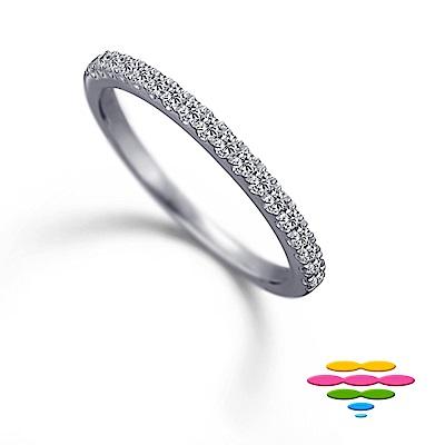 彩糖鑽工坊 14K 鑽石戒指 線戒&排戒 Elegance 26-29分鑽石 系列