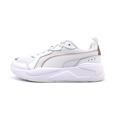 PUMA-X-Ray Metallic Wns 女休閒鞋-白-37307202