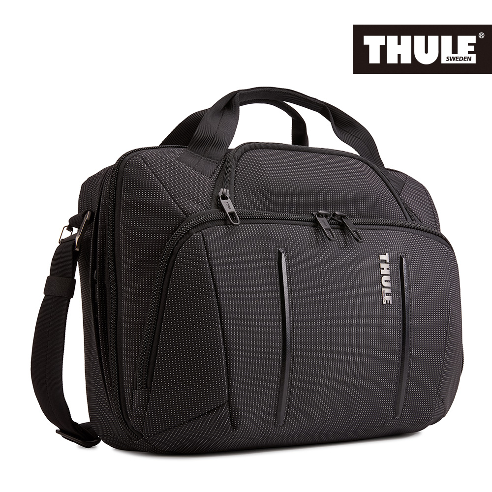 THULE-Crossover 2 26L多功能商務包C2LB-116-黑