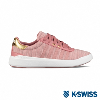 K-SWISS Heritage Light Stripes T運動鞋-女-粉