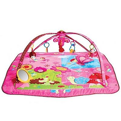 Tiny Love 小小運動場系列-小公主豪華五合一特大遊戲毯