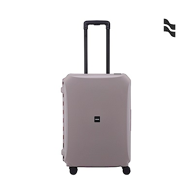 LOJEL VOJA 26吋 PP框架拉桿箱 行李箱 灰色