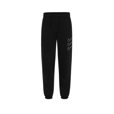 NIKE 長褲  運動長褲 訓練 慢跑 女款 黑 DH4336010 AS W NSW PANT FLC RSTONE UPDAT