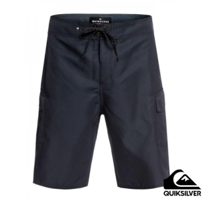 【Quiksilver】MANIC SOLID 21 衝浪褲 黑