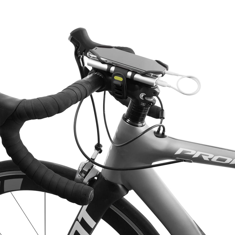 【Bone】單車龍頭手機雙用綁 Bike Tie Pro-Pack-黑 @ Y!購物