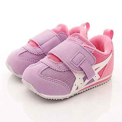 亞瑟士SUKU2機能鞋 經典熱賣款 ON71-3501紫粉(寶寶段)