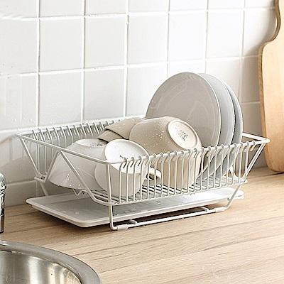●JLM生活館● 多功能廚房收納瀝水碗架置物架(三色)