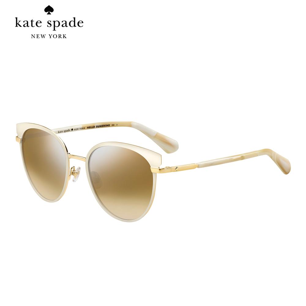 Kate Spade JANALEE/S-時尚貓眼太陽眼鏡 粉色 @ Y!購物