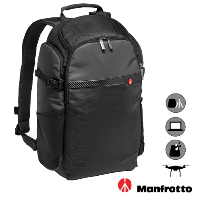 MANFROTTO 曼富圖 Advanced Befree Backpack 旅行後背相機包 (公司貨) 空拍機包 MB MA-BP-BFR