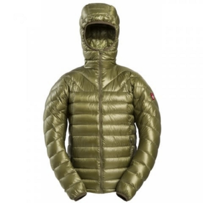 PAJAK PHANTOM 輕量羽絨衣 男 橄綠 歐規 750FP