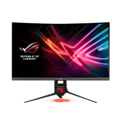 ASUS ROG Strix XG32VQR 32型2k曲面HDR電競螢幕