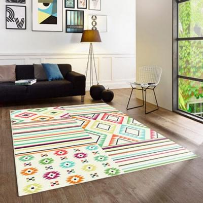 范登伯格 - SWING 進口仿羊毛地毯 - 多變 (80 x 150cm)