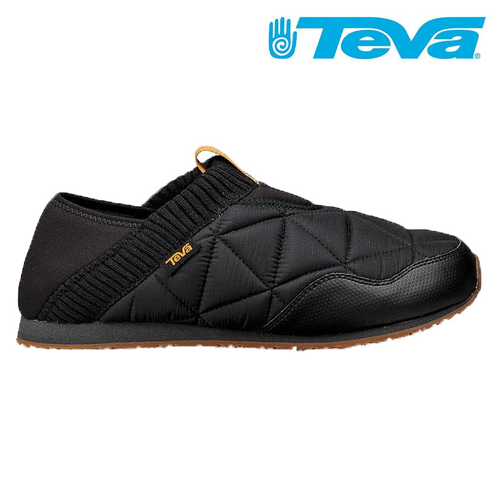 TEVA Ember Moc 男經典波羅麵包鞋 黑
