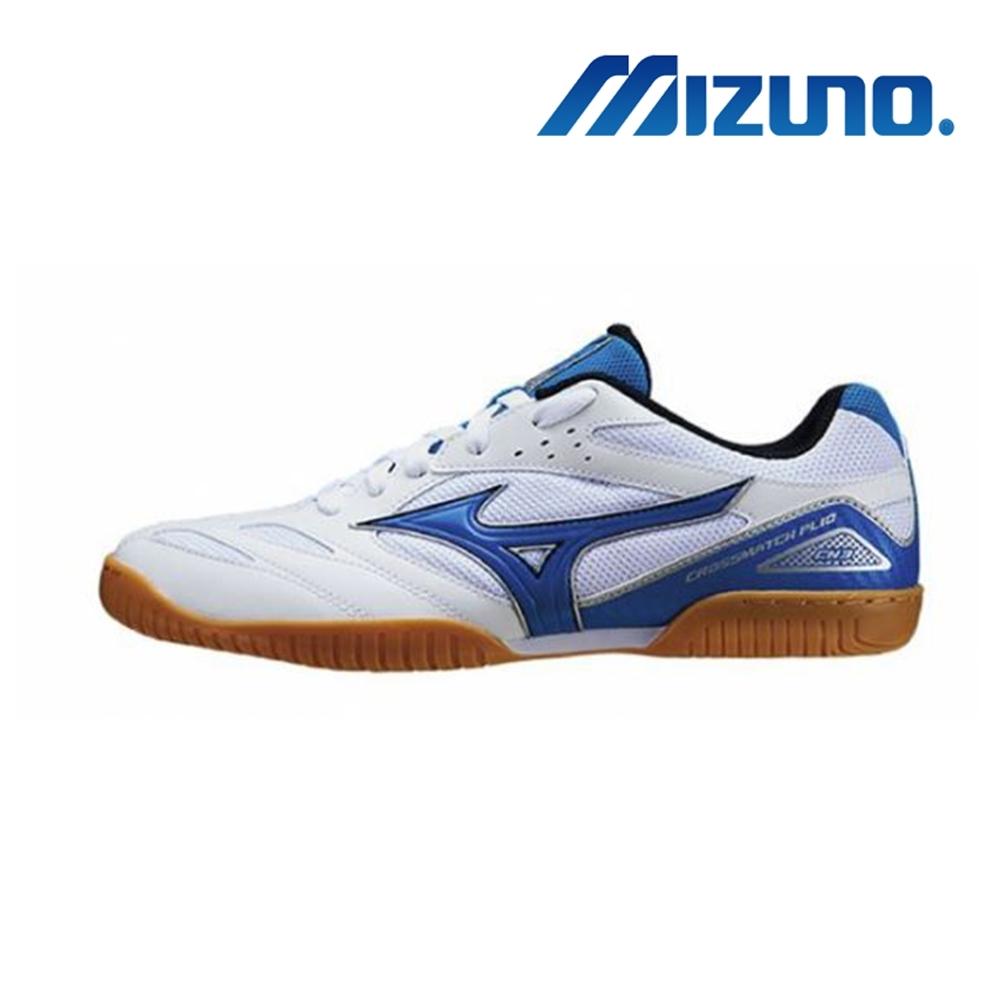 MIZUNO 美津濃 CROSSMATCH PLIO CN3 男女桌球鞋 81GA183627