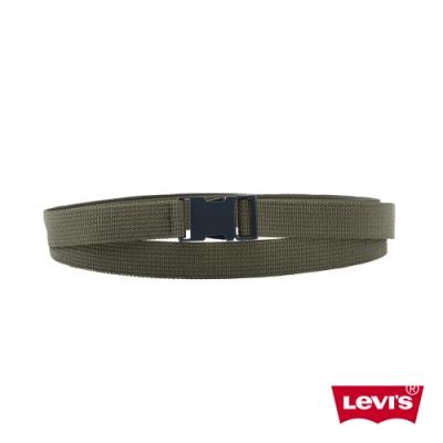 Levis 女款 皮帶 潮流釦環設計