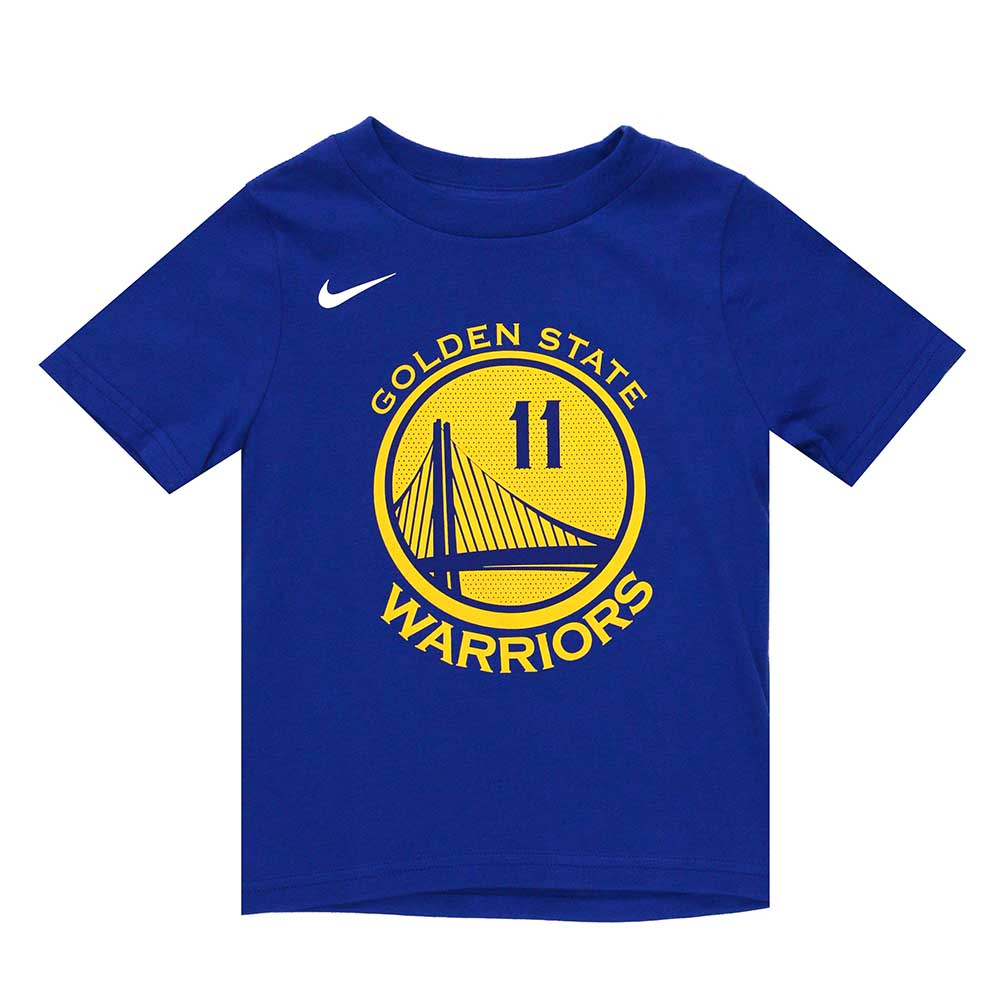 NIKE 幼兒短袖T恤 勇士隊 Klay Thompson