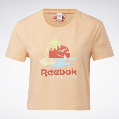 Reebok SUMMER RETREAT 短袖上衣 女 GJ4865