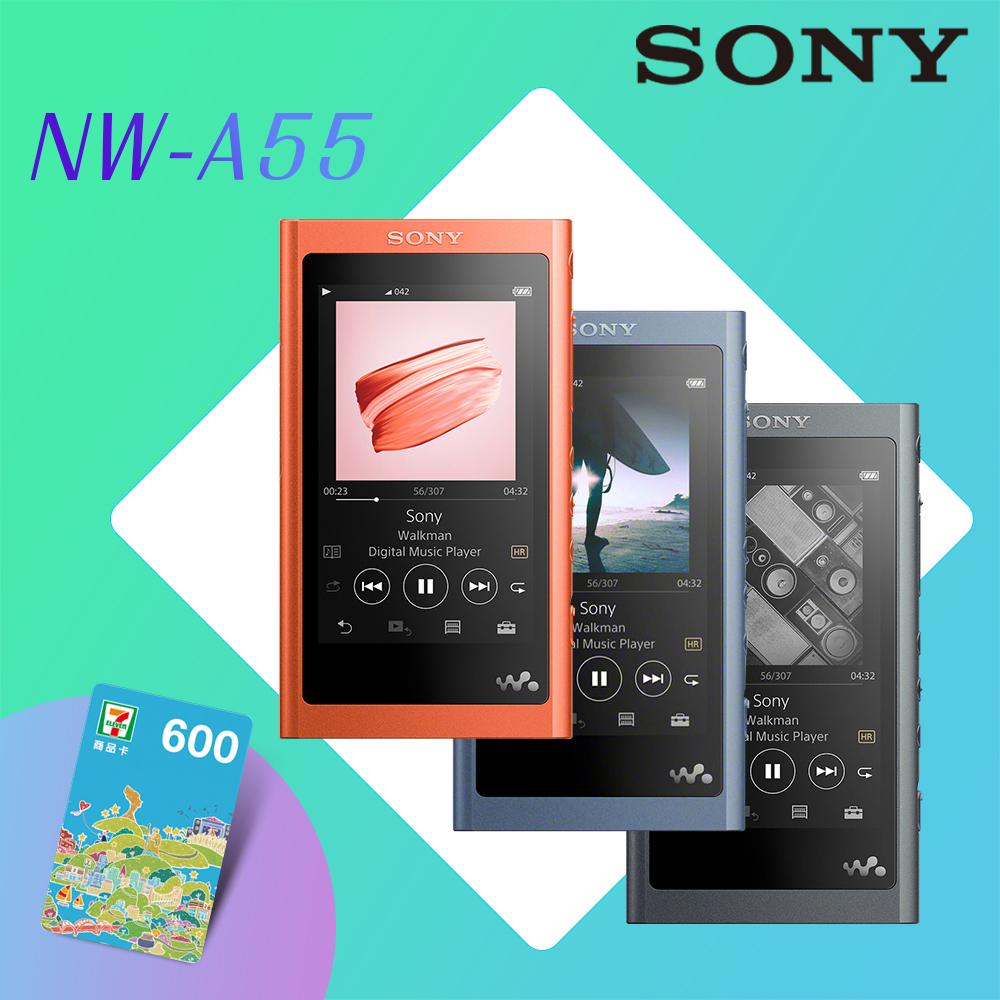 SONY NW-A55 高解析音質Walkman 數位隨身聽