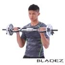 【BLADEZ】「臂熱」舉重槓鈴 - 22磅(健腹器/健臂器)