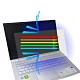 EZstick ASUS VivoBook S14 S433 S433FL  專用 防藍光螢幕貼 product thumbnail 2