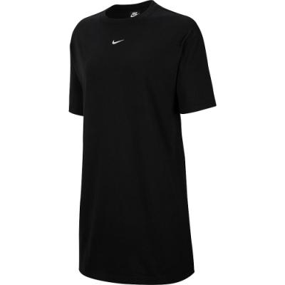 NIKE 短袖 上衣 寬鬆 休閒 運動 女款 黑 CJ2243010 AS W NSW ESSNTL DRESS