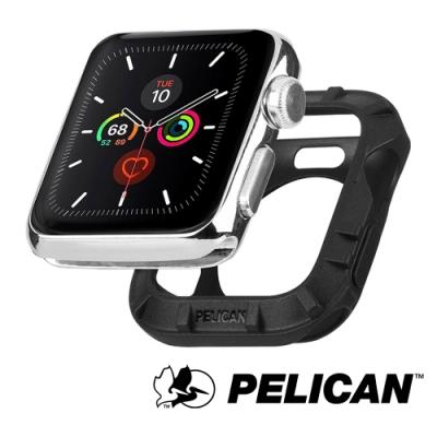 美國 Pelican 派力肯 Apple Watch 38-40mm 1-5代 Protector 保護者保護殼- 黑色