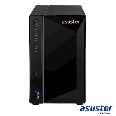 【促銷組合】ASUSTOR AS-4002T+Seagate 2TB*2