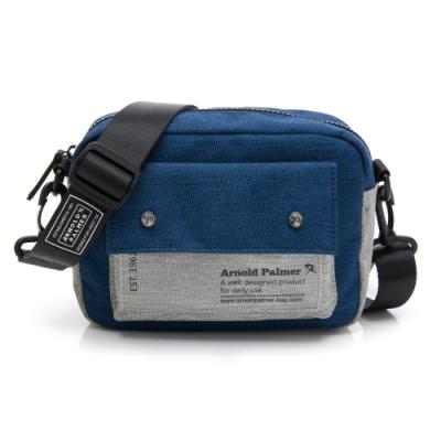 Arnold Palmer- 斜背相機包 Camera系列-藍色