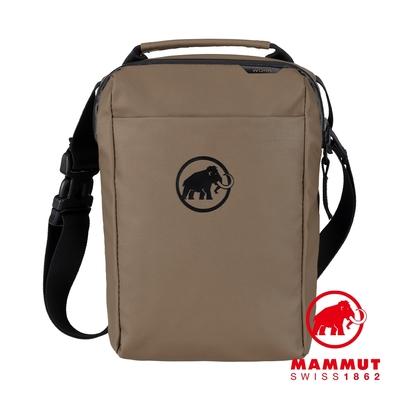 【Mammut 長毛象】Seon Pouch 休閒單肩包/側背包 2L 深土棕 #2810-00151