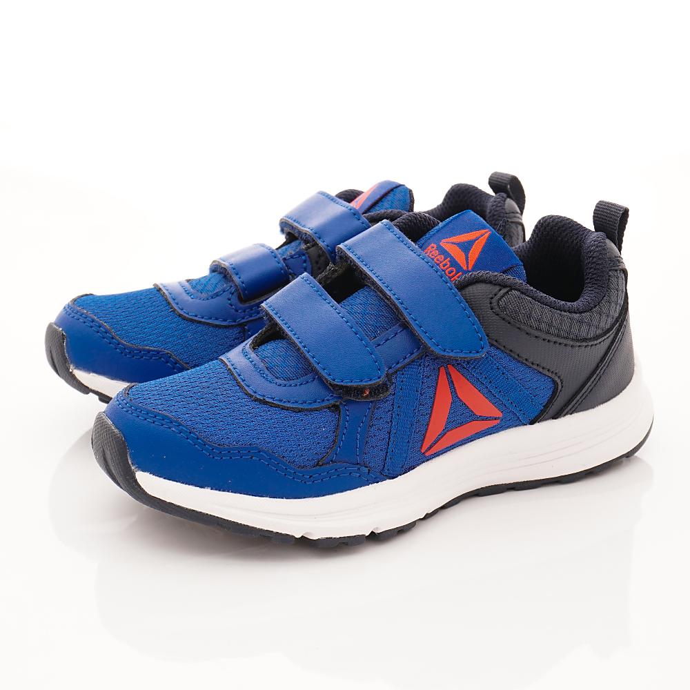 零碼-17/22cm Reebok頂級童鞋 運動鞋款 FO215深藍