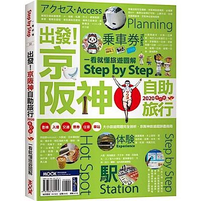 出發!京阪神自助旅行─一看就懂旅遊圖解Step b......