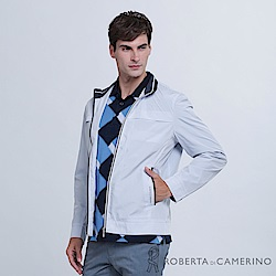 ROBERTA諾貝達 都會休閒 輕薄百搭 夾克外套 藍色