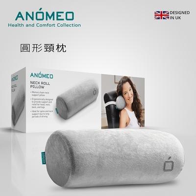 【ANOMEO】 圓形頸枕(高密度記憶棉)  型號AN2405