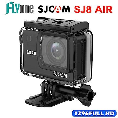 FLYone SJCAM SJ8 AIR運動攝影/行車記錄器(全配)-自