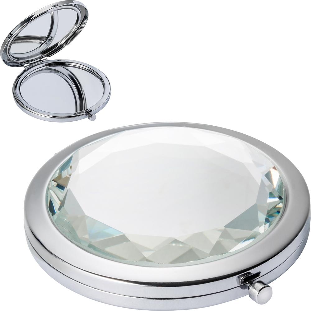 《REFLECTS》雙面隨身鏡(圓晶鑽)