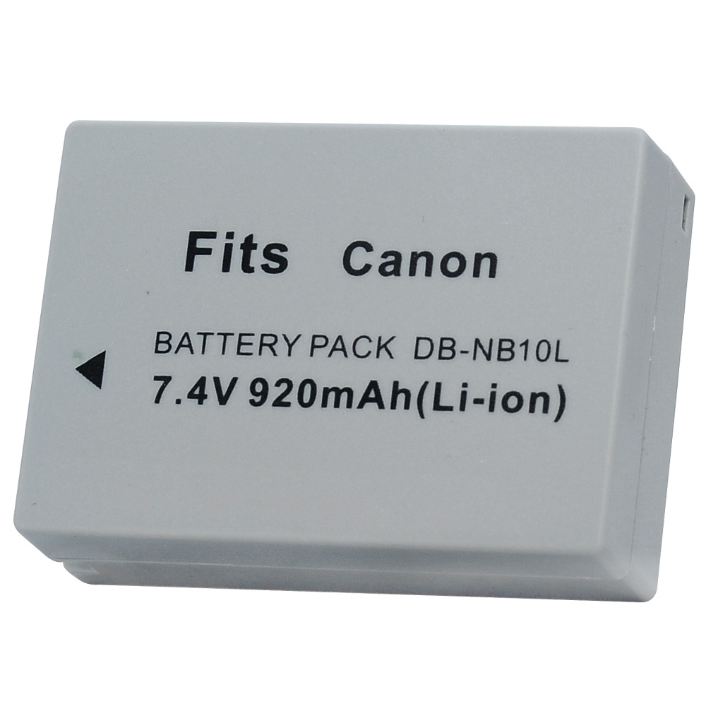 Kamera 鋰電池 for Canon NB-10L (DB-NB10L) product image 1