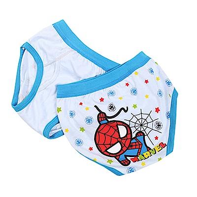 蜘蛛人純棉三角內褲 (四件一組) k50549 魔法Baby