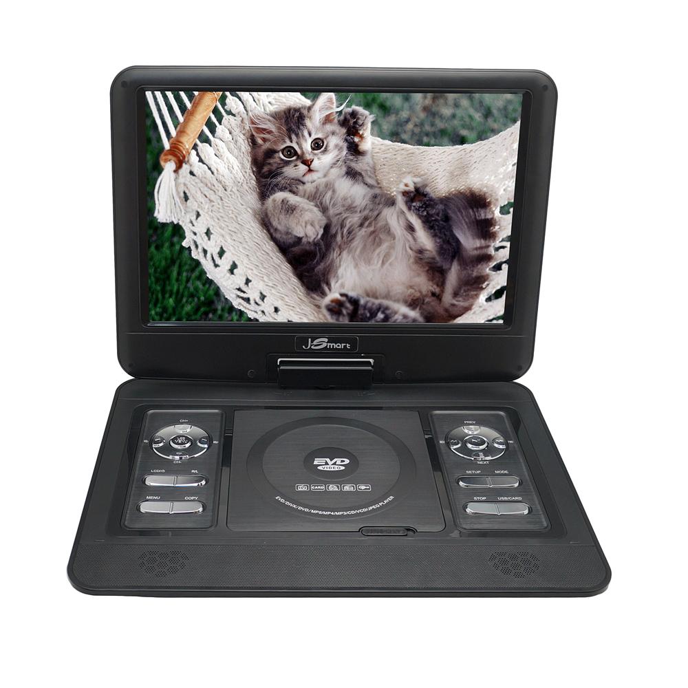 J-Smart 13.8吋 DVD/RMVB/AVI 影音播放器 - 全格式高解析播放